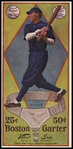 1914 Boston Garter Color