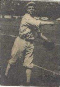 1926 Big Show Candy Schalk