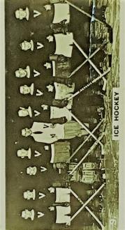 1927 Lambert Butler World of Sport Hockey