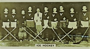 1927 Lambert Butler World of Sport Hockey