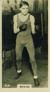 1927 World of Sport Boxing