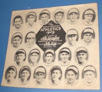 1929 Nu-Grape Philadelphia Athletics.jpg