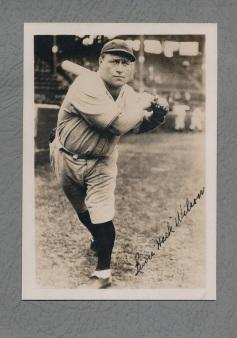 1930 Blue Ribbon Malt Cubs Hack Wilson