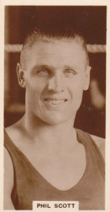 1930 Milhoff In the Public Eye Boxing