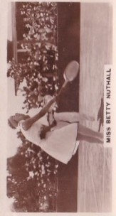 1930 Milhoff In the Public Eye Tennis