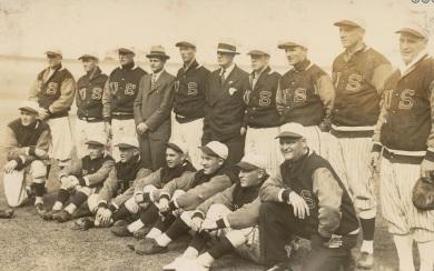 1931 Yuasa and Company Tour of Japan Bromide