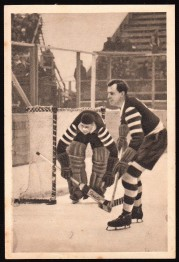 1932 Reemtsma Black and White Hockey