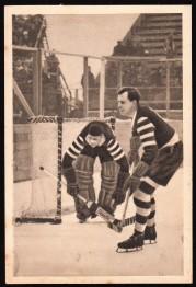 1932 Reemtsma Black and White Hockey