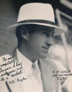 1934 Herbert Hats Kiki Cuyler