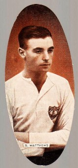 1935 Carreras Popular Personalities Soccer