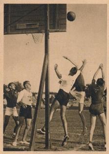 1935 Muratti Basketball