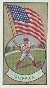1936 Allens Sports and Flags of Nations
