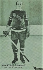 1936 Champion Postcards Hockey