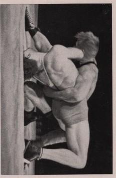 1936 Reemtsma Wrestling Vertical