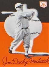 1937 Ducky Medwick Big Leaguer
