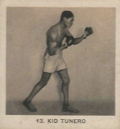 1937 Globo Chewing Gum Boxing