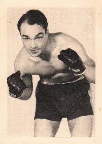 1939 African Tobacco World of Sport Boxing