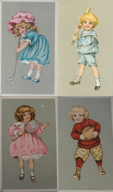 205 western and southern life insurance sports trade cards