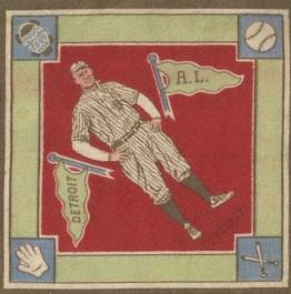 B18 Blanket Red Infield