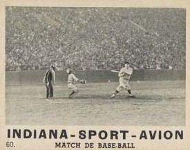 babe ruth indiana sport avion