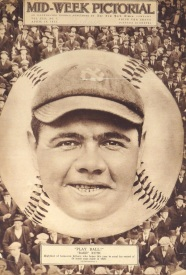 Babe Ruth New York Times Mid-Week Pictorial