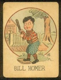 Bill Homer Old Maid