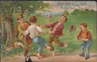 Bufford Boys Dancing Trade Card #2.jpg