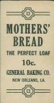 D303 Mothers Bread Back