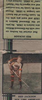 Diamond Matchbook Hockey 2