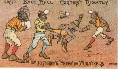 Hi Henry Minstrel Trade Card
