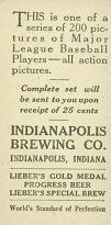 Indianapolis Brewing Back