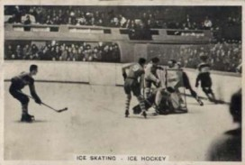J.A. Pattreiouex Sporting Events and Stars Hockey