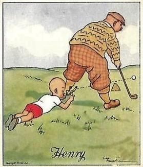 J. Wix Sons Henry Golf