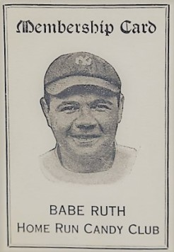 Ruth Membership Card