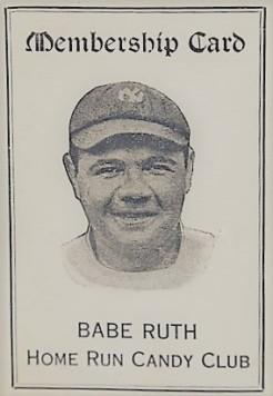 Ruth Membership Card