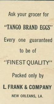 Tango Eggs Back