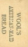 Wool American Bread Back