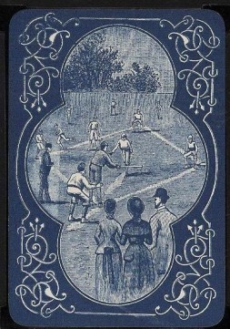 1884 Lawson Game Back