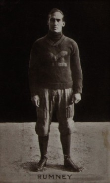 1907 Dietsche Michigan Football Postcard