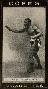 1915 Cope's Boxers Boxing