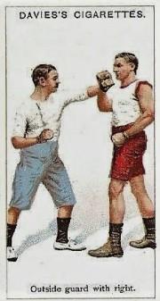 1924 W.T. Davies Boxing