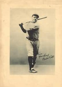 1928 Fro Joy Premium Photo Babe Ruth