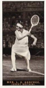 1928 Player Sons Lawn Tennis