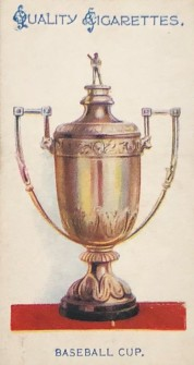1931Pattreioux Sports Trophies Baseball