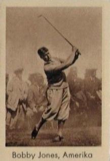 1932 Abdulla Bobby Jones Golf