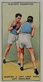 1934 Player and Sons Boxing