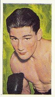 1934 R&J Hill Celebrities in Sport Boxing
