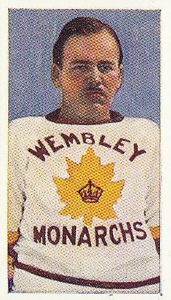 1934 R&J Hill Celebrities in Sport Hockey