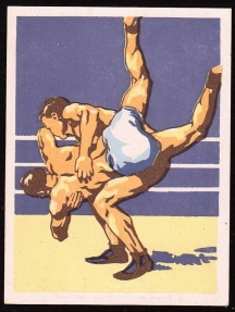 1936 United Tobacco Wrestling