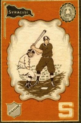 B16 Felt Baseball